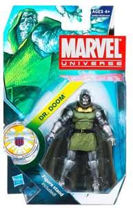 Marvel Universe - Dr Doom
