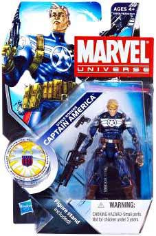 Marvel Universe - Steve Rogers