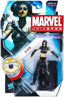 Marvel Universe - X-23
