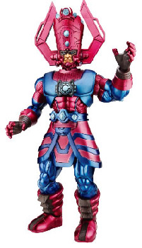 Marvel Universe - 19-Inch Galactus Collectors with Silver Surfer