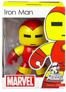 Mighty Muggs - Iron Man