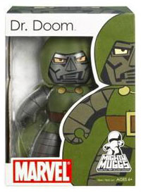 Mighty Muggs - Dr Doom