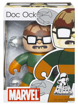Mighty Muggs - Doctor Octopus