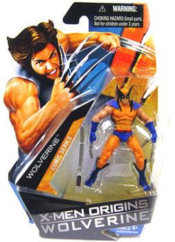 Wolverine Movie: Yellow Wolverine