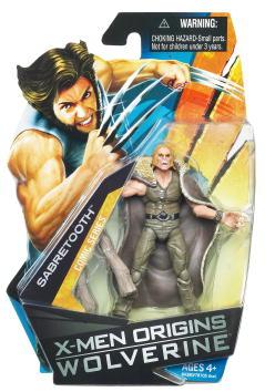 Wolverine Movie: Sabretooth
