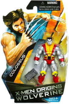 Wolverine Origins: Colossus