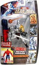 Hasbro - Silver Savage