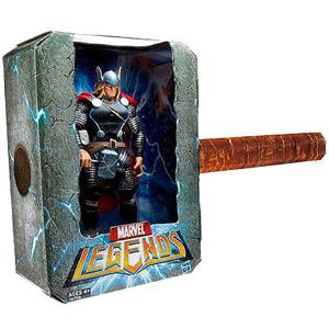 Marvel Legends SDCC 2011 - Modern Heroic Age Thor