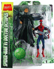 Marvel Select- Spider-Man Vs Doctor Octopus