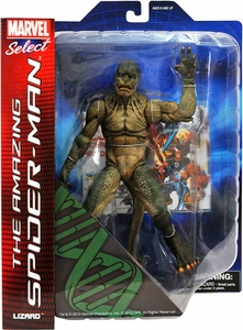 Marvel Select - The Amazing Spider-Man Movie - The Lizard