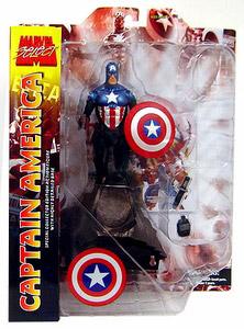 Marvel Select - New Captain America - Bucky Barnes