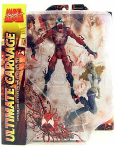 Marvel Select Ultimate Carnage