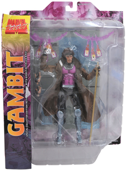 Marvel Select - Gambit Long Hair Variant