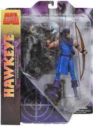 Marvel Select - Hawkeye Exclusive