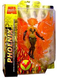 Marvel Select - Phoenix Fiery