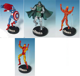 Marvel Super Hero Showdown Series 2 Set