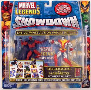 Showdown - Magneto Vs Colossus Starter Set