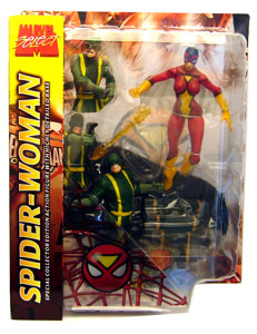 Marvel Select - Spider-Woman Variant