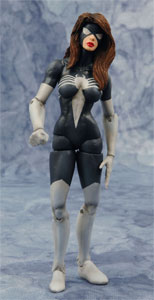 Marvel Select - Spider-Woman Toyfare Exclusive Black Costume