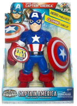 Super Hero Squad - Super Shield Captain America