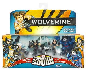 Wolverine Super Hero Squad: Wolverine The Hunt for Mr. Sinister