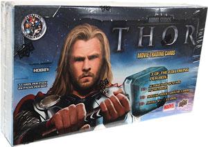 Thor Movie Trading Cards Hobby Box (24 Packs)