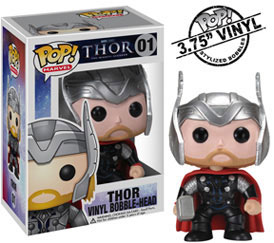 Thor Movie Marvel Pop - 3.75 Vinyl Thor