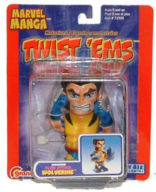 Unmasked Claw Attack Wolverine