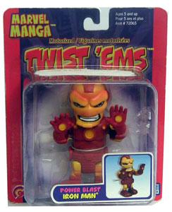 Power Blast Iron Man