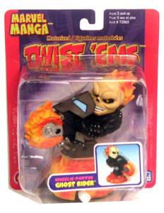 Wheelie Poppin Ghost Rider