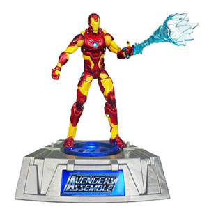 Marvel Universe Avengers Assemble Exclusive - Iron man