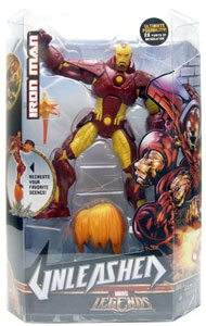 Marvel Legends Unleashed - Iron Man