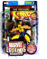 Marvel Legends X-Men Wolverine Un-Masked - Series 6