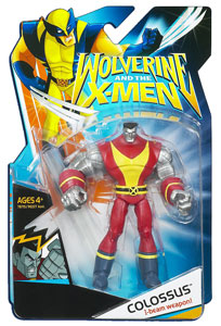 Wolverine and The X-men: Colossus