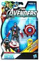 Marvel The Avengers - 3.75-Inch Super Shield Captain America
