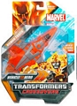 Marvel Transformers Crossovers - Human Torch