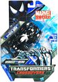 Marvel Transformers Crossovers - Black Costume Spider-Man Car