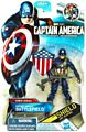 Captain America First Avengers - 3.75-Inch Battlefield Captain America