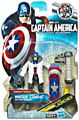 Captain America First Avengers - 3.75-Inch Winter Combat Captain Ameri
