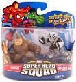 Super Hero Squad - Rhino and Spider-Armor Spider-Man