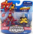 Super Hero Squad - Iron Man and Tiger Shark