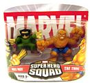 Super Hero Squad: The Thing and Mole Man