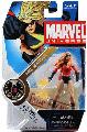 Marvel Universe - Dark Avenger Ms Marvel Variant