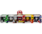 Mighty Muggs - SDCC 2011 - Avengers Box Set (Hulk, Thor, Giant Man, Iron Man, Captain America)