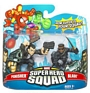Super Hero Squad - Punisher and Blade