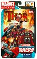 Marvel Universe Comic Pack - Thor and Iron Man