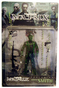 N2Toys - Agent Smith CODE version