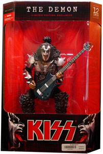 12-Inch Kiss The Demon Exclusive
