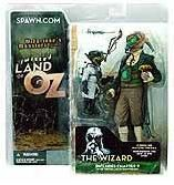 Twisted Land Of Oz - Wizard with scientist