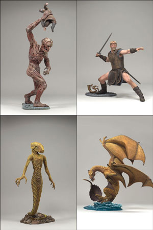 Beowulf - Series 1 Set of 4